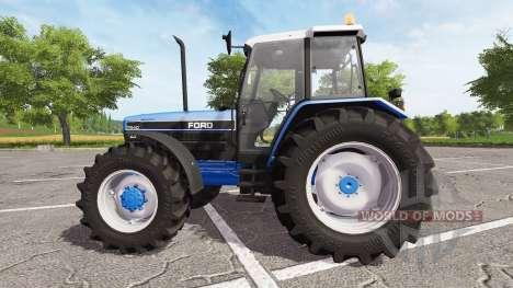 Ford 7840 для Farming Simulator 2017