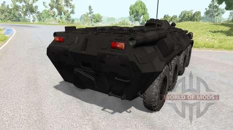 БТР-80 v2.1 для BeamNG Drive