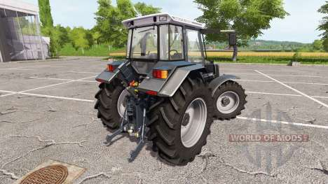 Deutz-Fahr AgroStar 6.61 black beauty для Farming Simulator 2017