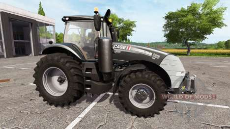 Case IH Magnum 380 CVX black beauty для Farming Simulator 2017