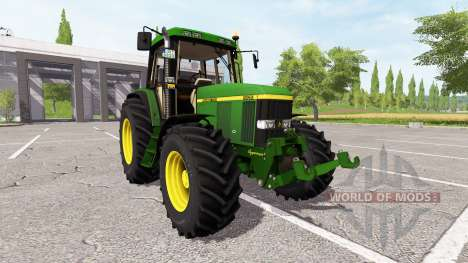 John Deere 6810 для Farming Simulator 2017