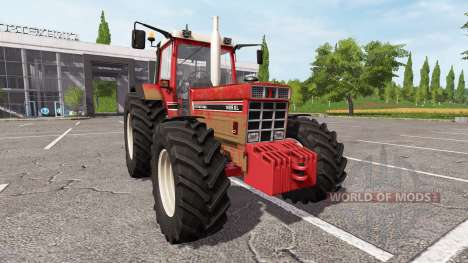 International 1455 XL для Farming Simulator 2017