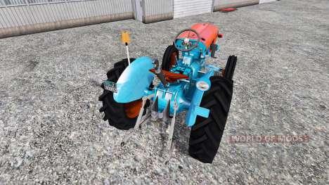 Lamborghini 1R v1.2 для Farming Simulator 2015