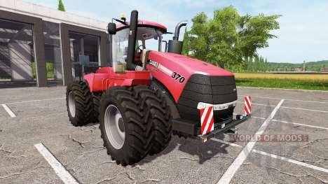 Case IH Steiger 370 duals для Farming Simulator 2017