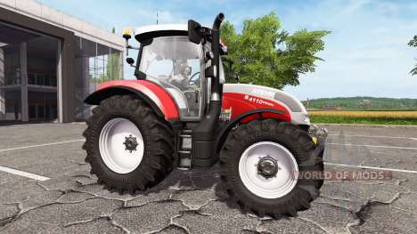 Steyr Profi 4110 для Farming Simulator 2017