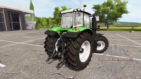 Massey Ferguson 7722 для Farming Simulator 2017