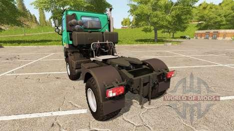 Tatra Phoenix T158 4x4 для Farming Simulator 2017