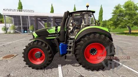 Deutz-Fahr 9310 TTV для Farming Simulator 2017