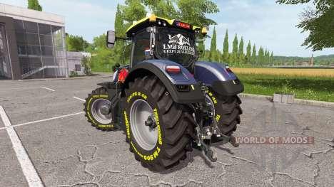 New Holland T7.290 red rikie для Farming Simulator 2017