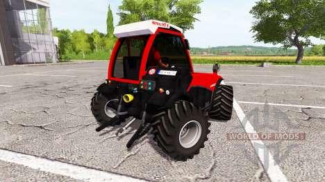 Reform Metrac H7 X 3B для Farming Simulator 2017