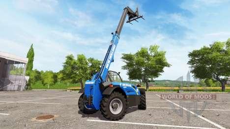New Holland LM 7.42 для Farming Simulator 2017
