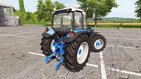 Ford 8340 для Farming Simulator 2017