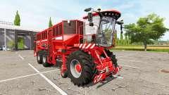 HOLMER Terra Dos T4-40 для Farming Simulator 2017