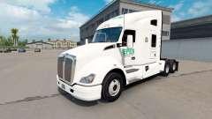 Скин Epes Transport на тягач Kenworth T680 для American Truck Simulator