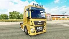 MAN TGX Euro 6 v4.0 для Euro Truck Simulator 2