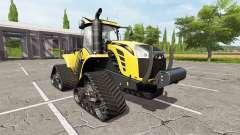 Challenger MT975E caterpillar для Farming Simulator 2017
