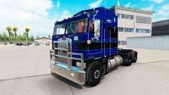 Скин Rawhide Trucking LLC на тягач Kenworth K100 для American Truck Simulator