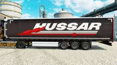Скин Hussar на полуприцепы для Euro Truck Simulator 2