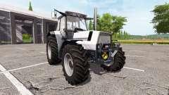Deutz-Fahr AgroStar 6.61 titian special для Farming Simulator 2017
