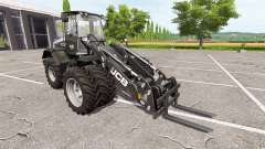 JCB 435S black pearl для Farming Simulator 2017