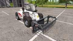 Bobcat TL470 v1.5 для Farming Simulator 2017