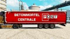 Скин Post Harderwijk на полуприцепы для Euro Truck Simulator 2