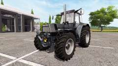 Deutz-Fahr AgroStar 6.61 black beauty v1.2 для Farming Simulator 2017