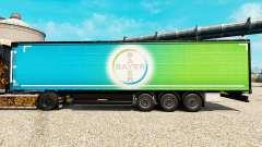 Скин Bayer на полуприцепы для Euro Truck Simulator 2
