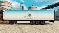 Скин Hacker-Pschorr на полуприцепы для Euro Truck Simulator 2