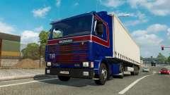 Сборник грузового транспорта для трафика v1.5 для Euro Truck Simulator 2