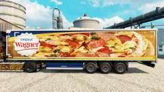 Скин Wagner на полуприцепы для Euro Truck Simulator 2
