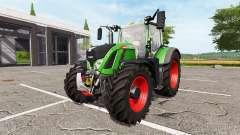 Fendt 720 Vario v1.02 для Farming Simulator 2017