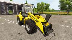 New Holland W170C для Farming Simulator 2017