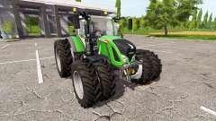 Fendt 724 Vario dual wheels для Farming Simulator 2017
