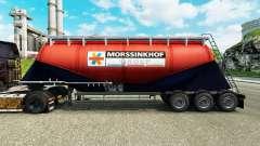 Скин Morssinkhof Groep на цементный полуприцеп для Euro Truck Simulator 2