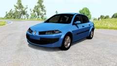Renault Megane 2006 для BeamNG Drive
