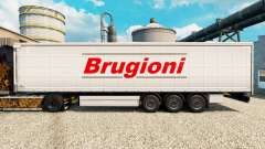 Скин Brugioni на полуприцепы для Euro Truck Simulator 2
