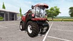 Krone BiG X 580 tuning edition для Farming Simulator 2017