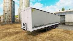 Шторный полуприцеп Schmitz Cargobull для Euro Truck Simulator 2