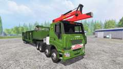 Iveco Stralis [wood chippers] v1.2