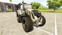 Fendt 939 Vario v1.2 color choice для Farming Simulator 2017