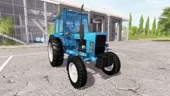 МТЗ-80 Беларус v2.0 для Farming Simulator 2017