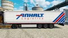 Скин Anhalt Logistics GmbH на полуприцепы для Euro Truck Simulator 2