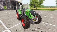 Fendt 720 Vario special v2.0 для Farming Simulator 2017