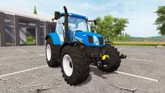 New Holland T6.160 для Farming Simulator 2017