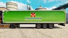 Скин Feldschlosschen на полуприцепы для Euro Truck Simulator 2