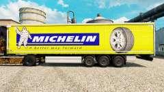 Скин Michelin Latitude на полуприцепы для Euro Truck Simulator 2