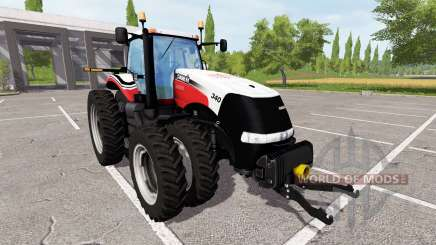 Case IH Magnum 340 CVX 25th anniversary для Farming Simulator 2017