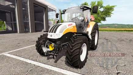 Steyr Multi 4115 для Farming Simulator 2017