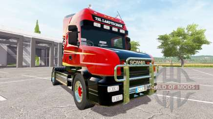 Scania T164 two-axle для Farming Simulator 2017
